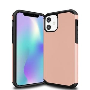 Slim Armor Hybrid case for iPhone 11 model - Rose
